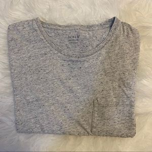 J. Crew Broken in Pocket T-Shirt